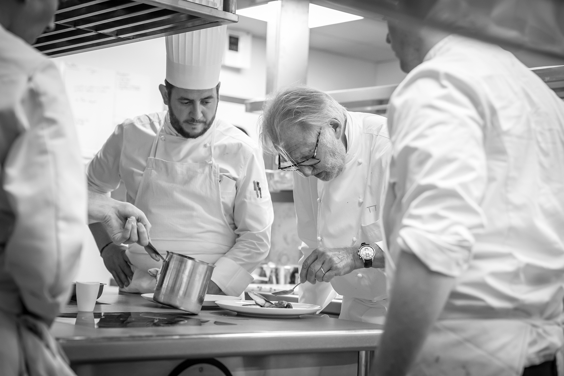 Maison Albar Hotels L'Imperator, starred chef Pierre Gagnaire