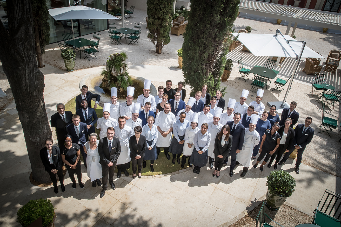 Maison Albar Hotels L'Imperator the hotel team